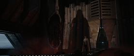 Darth Vader shadow