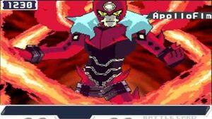 Mega Man Star Force 2 Post-Game - Part 9 Apollo Flame