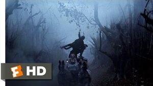 Sleepy Hollow (10 10) Movie CLIP - Carriage Battle (1999) HD