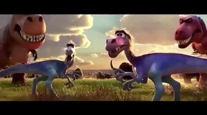 The Good Dinosaur - fight them raptor rustlers-0
