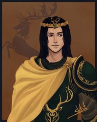 The king in highgarden by shtut-d4t62c2