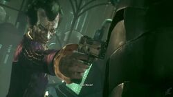 Batman Arkham Knight All Cutscenes (Game Movie) Full Story 1080p 60FPS HD (1) 1706