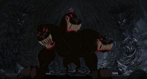 Cerberus (Disney)