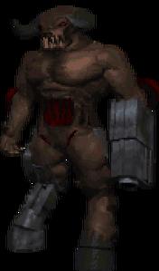 Cyberdemon Doom 64