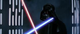Darth Vader lectured
