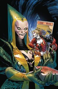 Harley Quinn Vol 3 62 texless