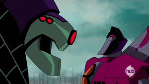 Lugnut and Starscream