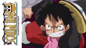 One Piece - Official Clip - Big Bro!