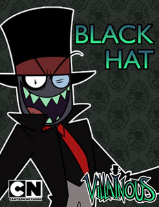 Black Hat (Villainous)/Gallery | Villains Wiki | FANDOM
