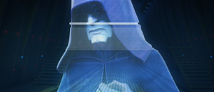 Darth Sidious indicative