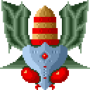 Galaga '88 king D5