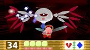 Kirby 64 The Crystal Shards - Level Ripple Star-Boss and Final Boss