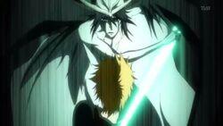 Ulquiorra vs. Ichigo