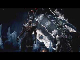 Lucifer Dante S Inferno Villains Wiki Fandom