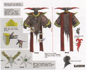 Black Doom Concept