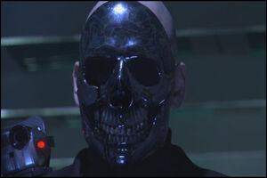 Chrome Skull laid to rest poster42