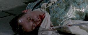Cunningham's death