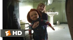 Curse of Chucky (1 10) Movie CLIP - He Scared Me Half to Death (2013) HD