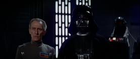 Darth Vader tracking
