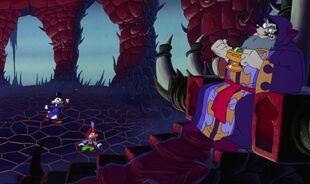 Merlock's Throne