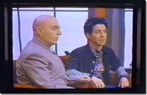 Scott and Dr. Evil