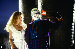 The Joker & Vicky Vale