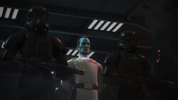 Thrawn & Death Troopers