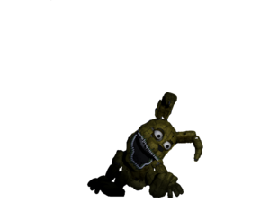 Transparent catched plushtrap by mariodox-d959c5o