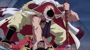 Whitebeard VS Blackbeard English Dubbed