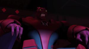 Atrocitus Green Lantern The Animated Series 09