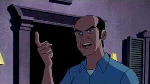 Ben 10 Ultimate Alien - Kevin's Stepfather Harvey Hackett