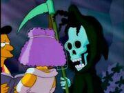 Bob roberts as grim reaper