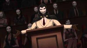 Bruce Wayne Meets the Court of Owls - Batman vs