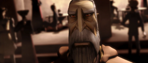 Count Dooku verge