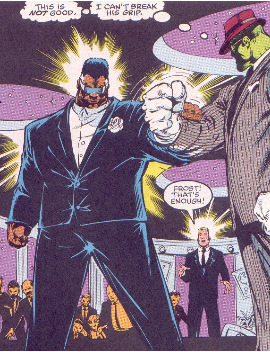 Frost-hulk