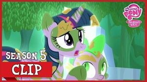 "MLP FiM – If Queen Chrysalis wasn't Defeated ""The Cutie Re-Mark"" HD"