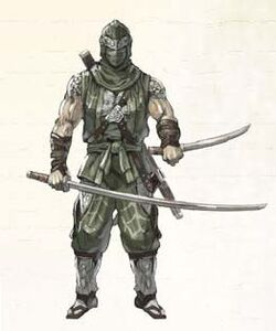 NG2 Art Enemy Ninja Melee 1