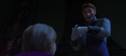 Prince Hans rising to power