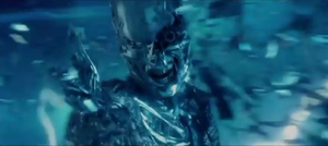 T-3000 destroyed