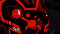 Technovore's eye
