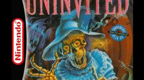 Uninvited Music (NES) - Scarlet O'Hara?