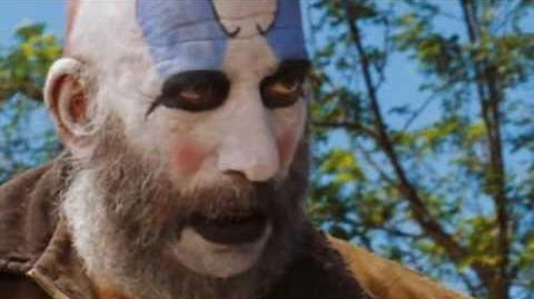 """""""Why do you hate clowns?"""" The Devils Rejects"""