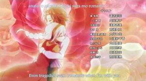 Akuma no Riddle-Chitaru and Kirigaya's ending