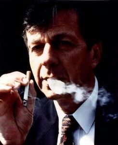 Cigerrete smokingman