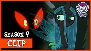 Cozy Glow, Chrysalis and Tirek Work on their Own (Frenemies) MLP FiM HD