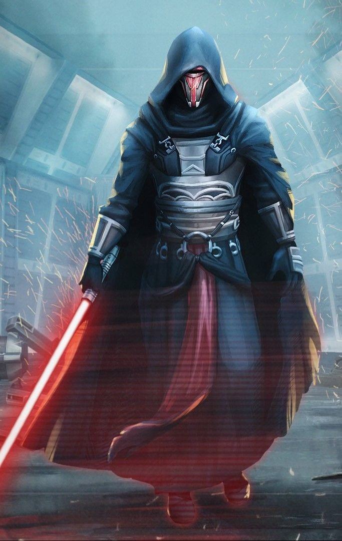 Darth Revan Villains Wiki Fandom