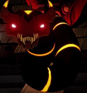 Fireserpent finalspace