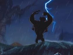 Joe's Victory Roar Shadow