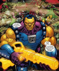 Mongul Sinestro Corps 04