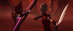Nightsisters Armed